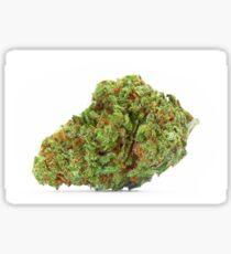 Space Queen Marijuana Sticker