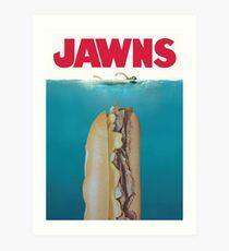 Jawns Kunstdruck