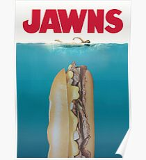 Jawns Poster