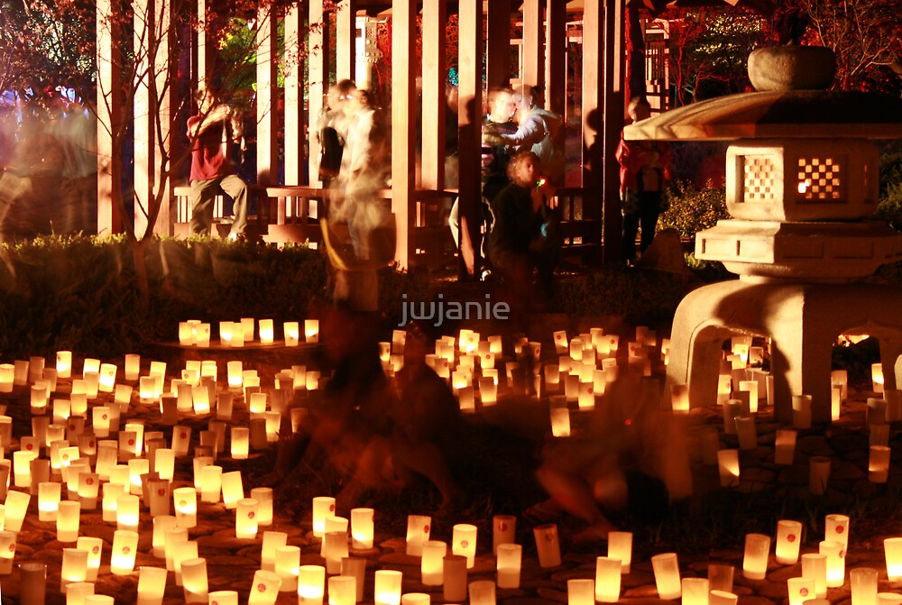 Candle Festival series by jwjanie