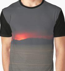 Moody endings detail Graphic T-Shirt