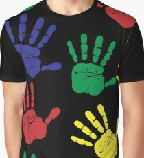 Hands! 3  Graphic T-Shirt