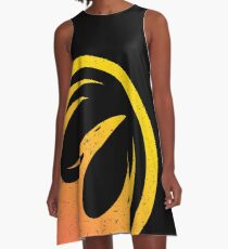 Welcome to the Rebellion A-Line Dress