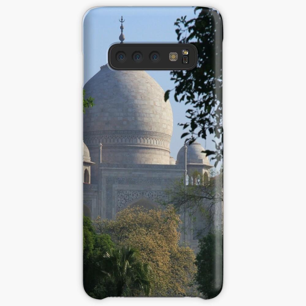 The Taj amongst the trees. Case & Skin for Samsung Galaxy