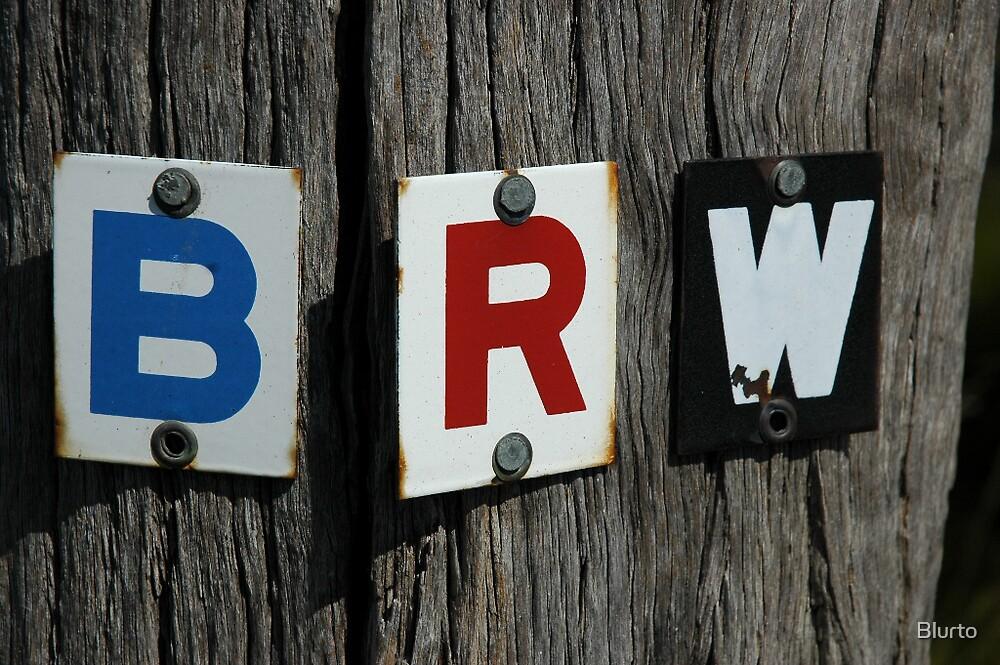 BRW by Blurto