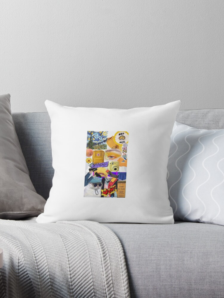 Prime Art Hoe Tumblr Throw Pillow By Kiritos Closet Creativecarmelina Interior Chair Design Creativecarmelinacom