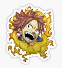 Fairy Tail - Natsu Sticker