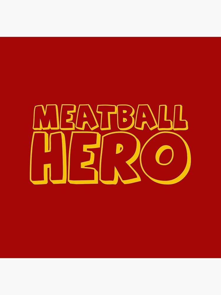 Meatball Hero by boulevardier