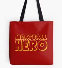 Meatball Hero Tote Bag