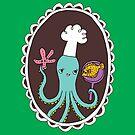 Mademoiselle Octopus by Hiné Mizushima