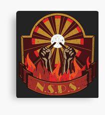NSPS Canvas Print