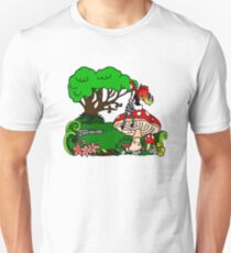 Magical Forest with Faerie T-Shirt
