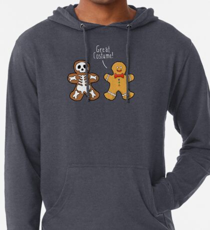 Gingerdead Halloween costume Lightweight Hoodie