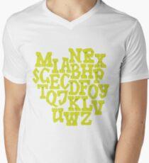 Handwritten Script Font T-Shirt