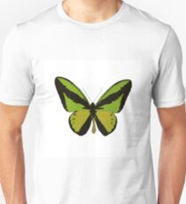 Large day butterfly (Ornithoptera goliath) T-Shirt