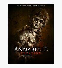Annabelle creation Photographic Print