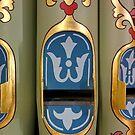 Organ pipes, Tanunda, Australia by Jenny Setchell