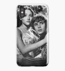 Romeo and Juliet 1968 iPhone Case/Skin