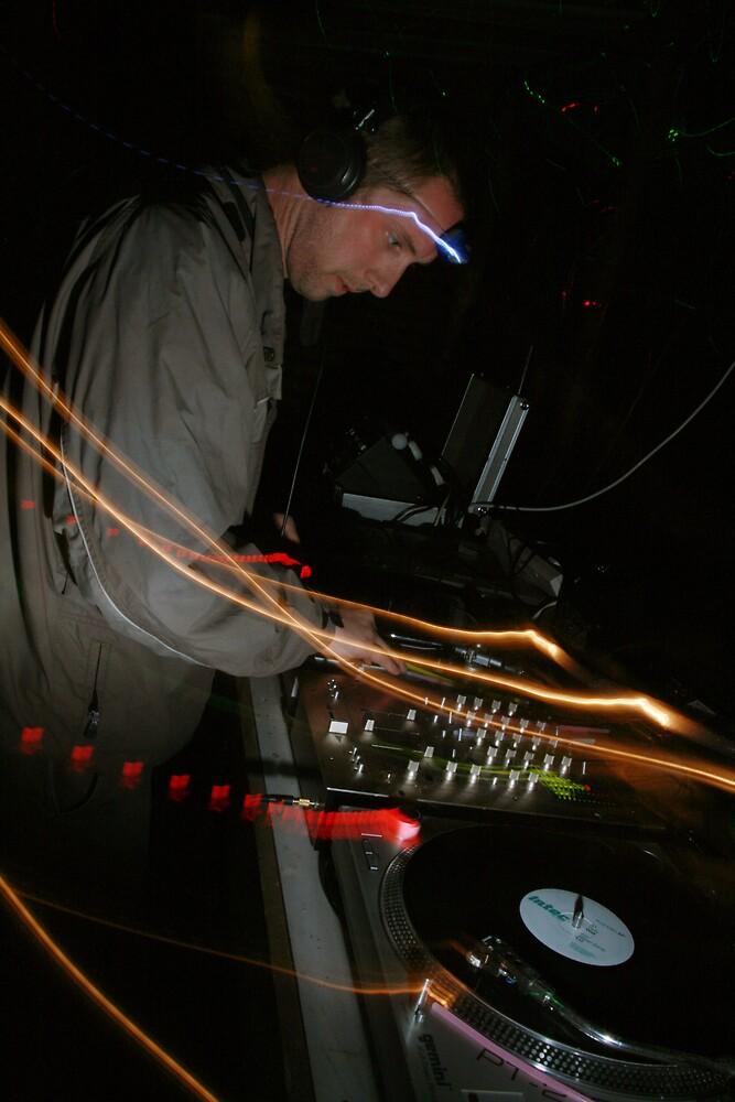 DJ by Eddy Charlton