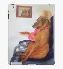 TV Buddy iPad Case/Skin