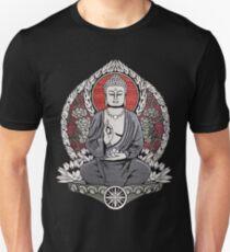 Gautama Buddha Slim Fit T-Shirt