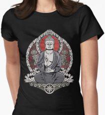 Gautama Buddha Womens Fitted T-Shirt