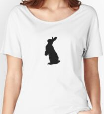 Hay There Women's Relaxed Fit T-Shirt