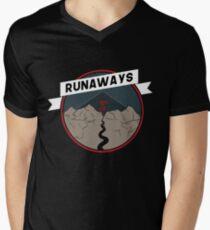 Runaways Men's V-Neck T-Shirt