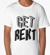 Get Rekt Long T-Shirt