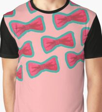 Bow tie time Graphic T-Shirt