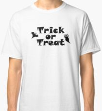 T-shirt Trick or Treat Classic T-Shirt