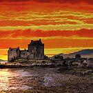 Burning Skye  by Alan Findlater