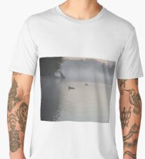 Misty Morning Men's Premium T-Shirt