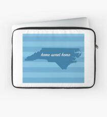 North Carolina - Home Sweet Home Laptop Sleeve