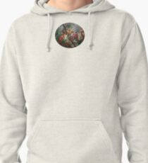 Soft Light on Winterberry Shrub Pullover Hoodie