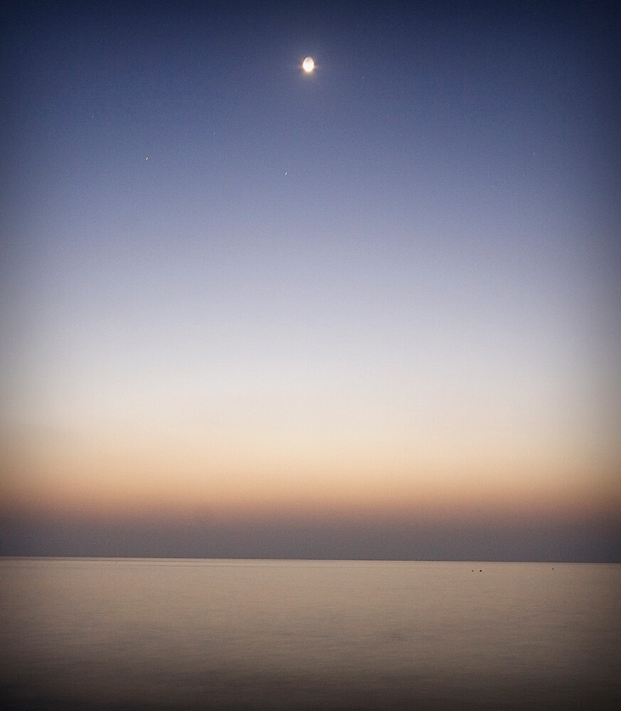 Stillness by Daniel Nahabedian