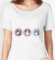 see no evil, hear no evil, speak no evil Women's Relaxed Fit T-Shirt