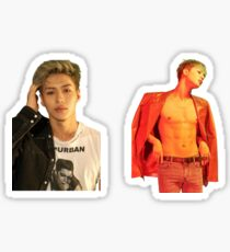taemin move sticker pack Sticker