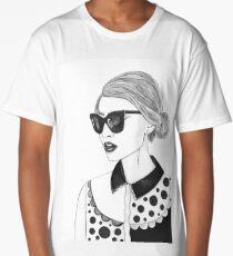 Portrait Long T-Shirt