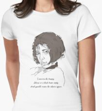 Mathilda Women's Fitted T-Shirt