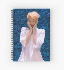 BTS RM ROSES #2 Spiral Notebook