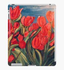 Tulips Of Ottawa iPad Case/Skin