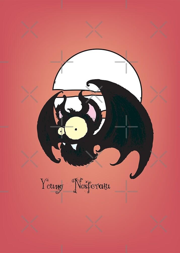 Young Nosferatu by mangulica