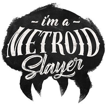 Metroid Slayer by samuelzadames