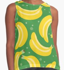 Bananas Contrast Tank