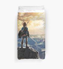 The legend of Zelda Duvet Cover