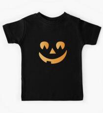 Cute spooky face Kids Clothes
