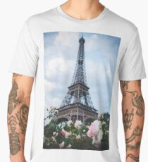 Roses and the Iron Lady Men's Premium T-Shirt