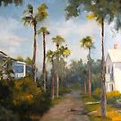 The Avenue by Lynn  Abbott