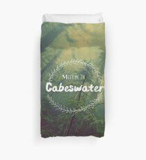 Treffe mich in Cabeswater Bettbezug